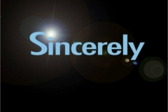 sincerelyposter